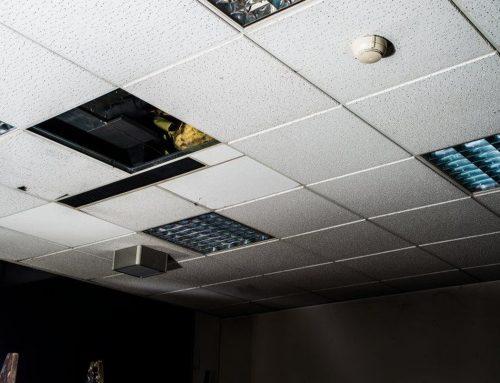 Elige entre pladur o escayola para el falso techo