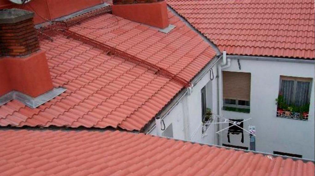 rehabilitación de tejados en Bilbao